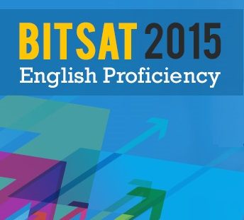BITSAT 2015 English Proficiency