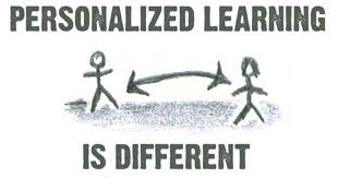 personalized learning is different